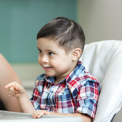 Children's Health Center - feeding therapy