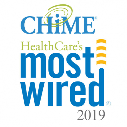 2019 Most Wired Badge