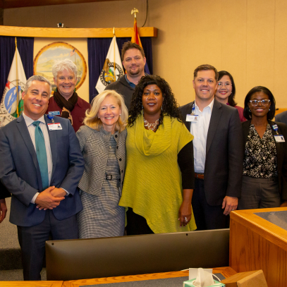 Flagstaff City Council Meeting photo